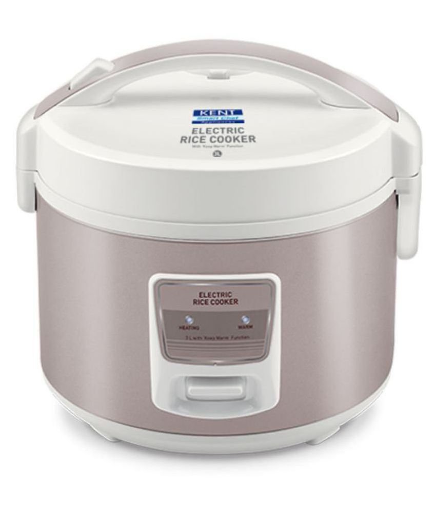 9629f2b80b6 Kent NA 3 Ltr Rice Cookers Rice Cooker Price in India - Buy Kent NA 3 Ltr Rice  Cookers Rice Cooker Online on Snapdeal
