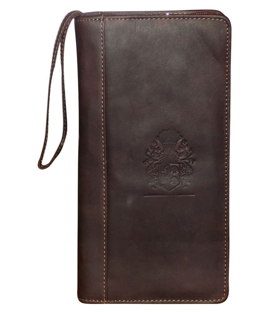 Style 98 Brown Wallet