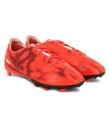 Adidas F10 Fg J Football Shoes