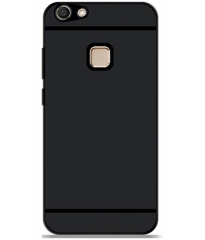 pretty nice 998bf 54dbe Xiaomi Redmi Y1 Soft Silicon Cases Galaxy Plus - Black