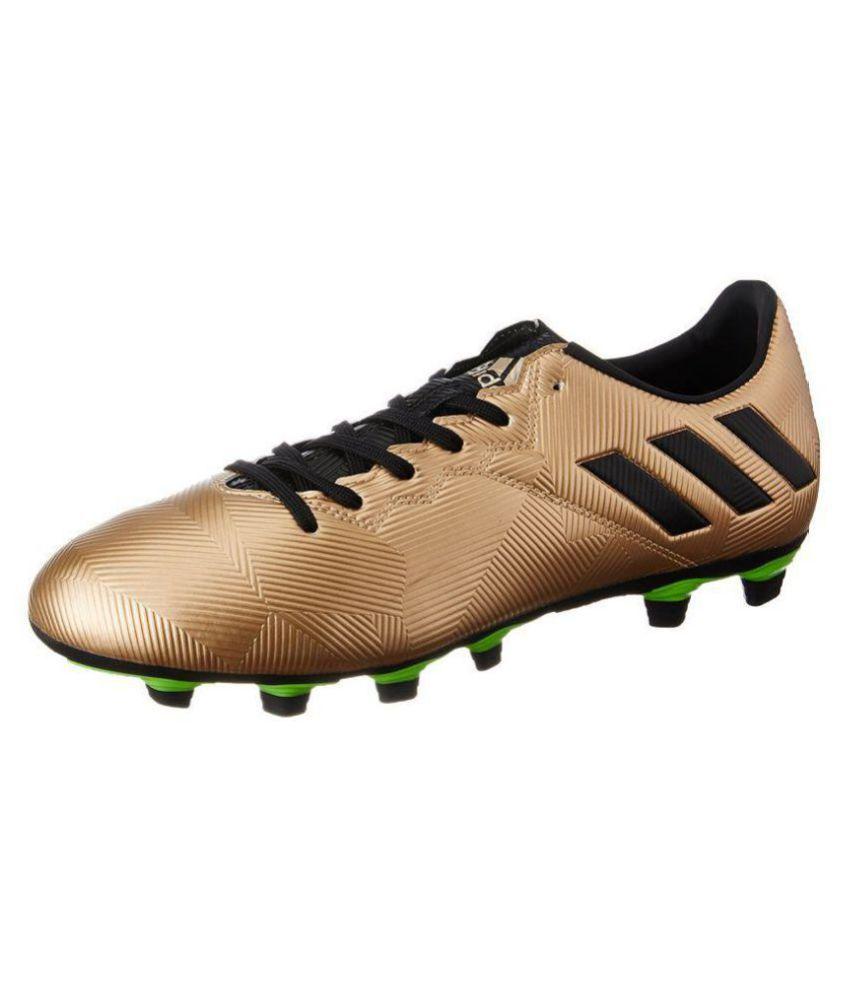 adidas messi gold