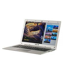 AGB Orion RA-0324 Netbook Core i7 (7th Generation) 8 GB 35.56cm(14) Windows 10 Home without MS Office 2 GB Silver