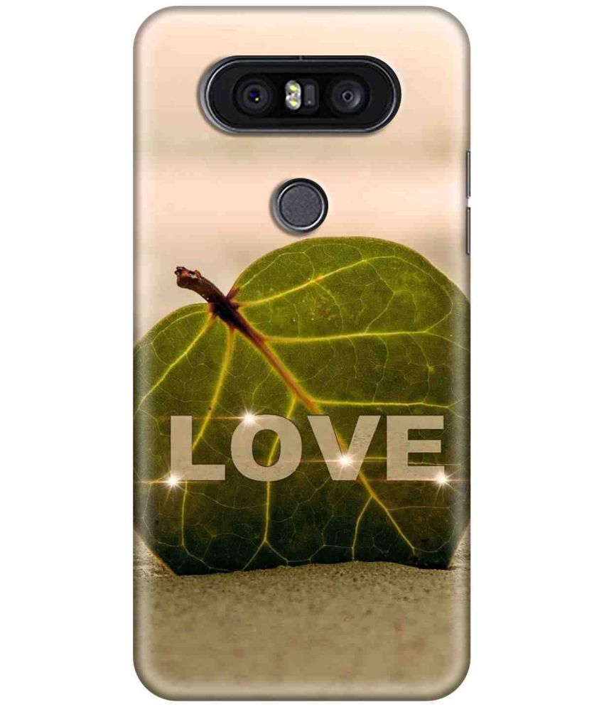 LG Q8 Printed Cover By SWAGMYCASE