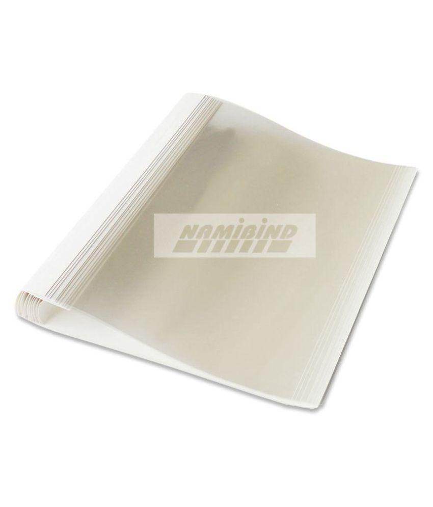 Namibind 4 mm thermal binding cover or folder