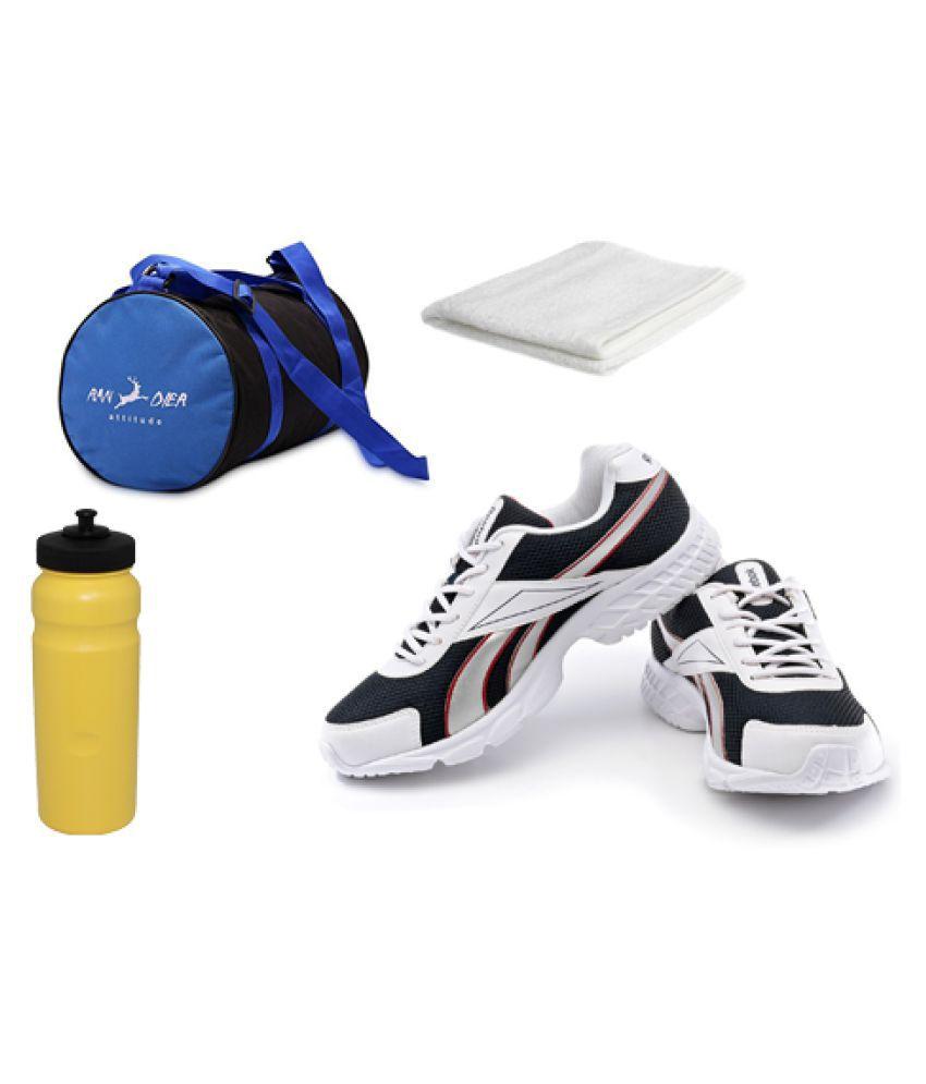 Reebok J19865 Navy Running Shoes - Buy