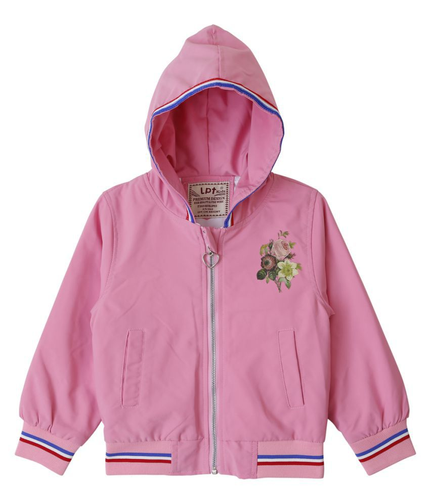Lilliput pink  Kids Jacket