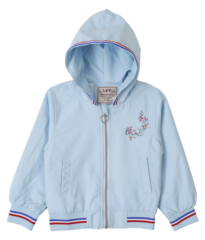 Lilliput sky blue  Kids Jacket