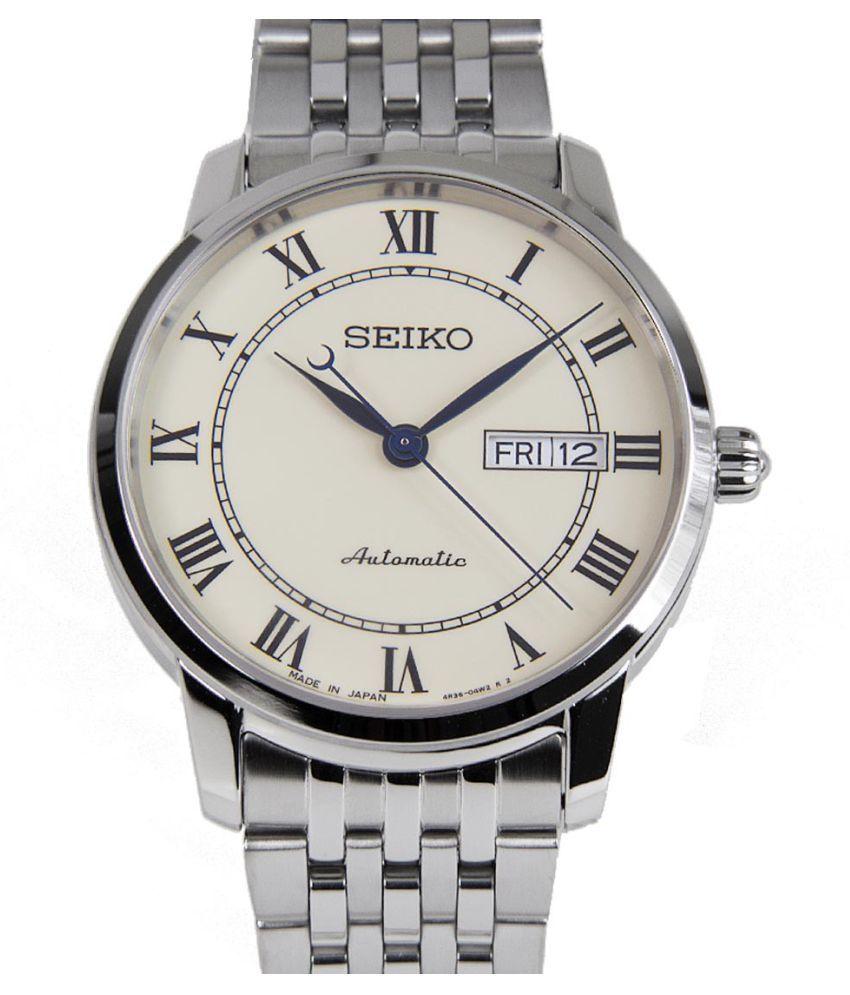 Seiko Presage Srp763j1 Men's Watch