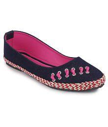 Shoe lab Pink Ballerinas