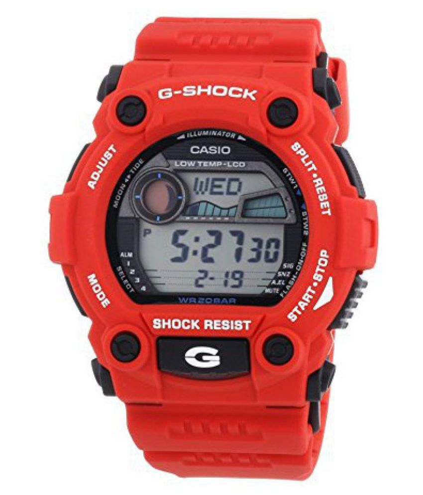 dded779d3 Casio G339 G-Shock Watch - For Men - Buy Casio G339 G-Shock Watch - For Men  Online at Best Prices in India on Snapdeal