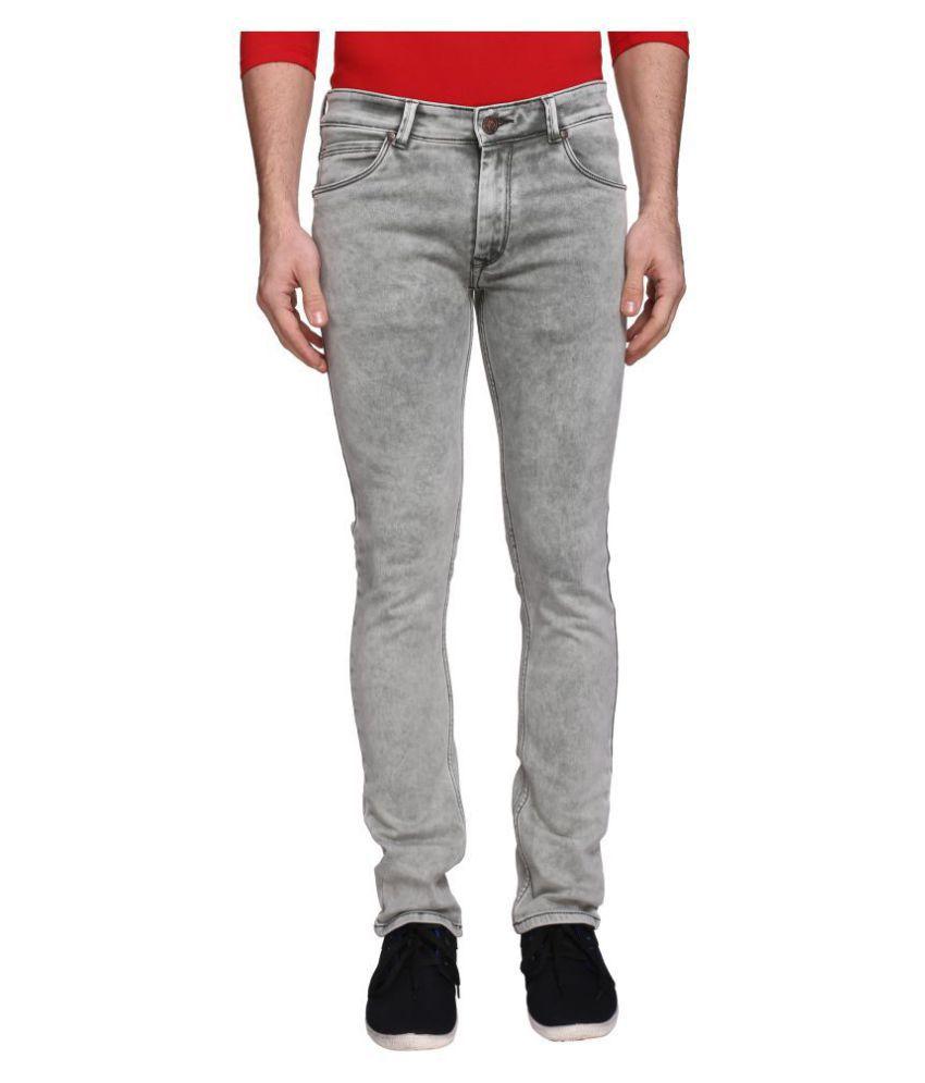 Flags Grey Slim Jeans