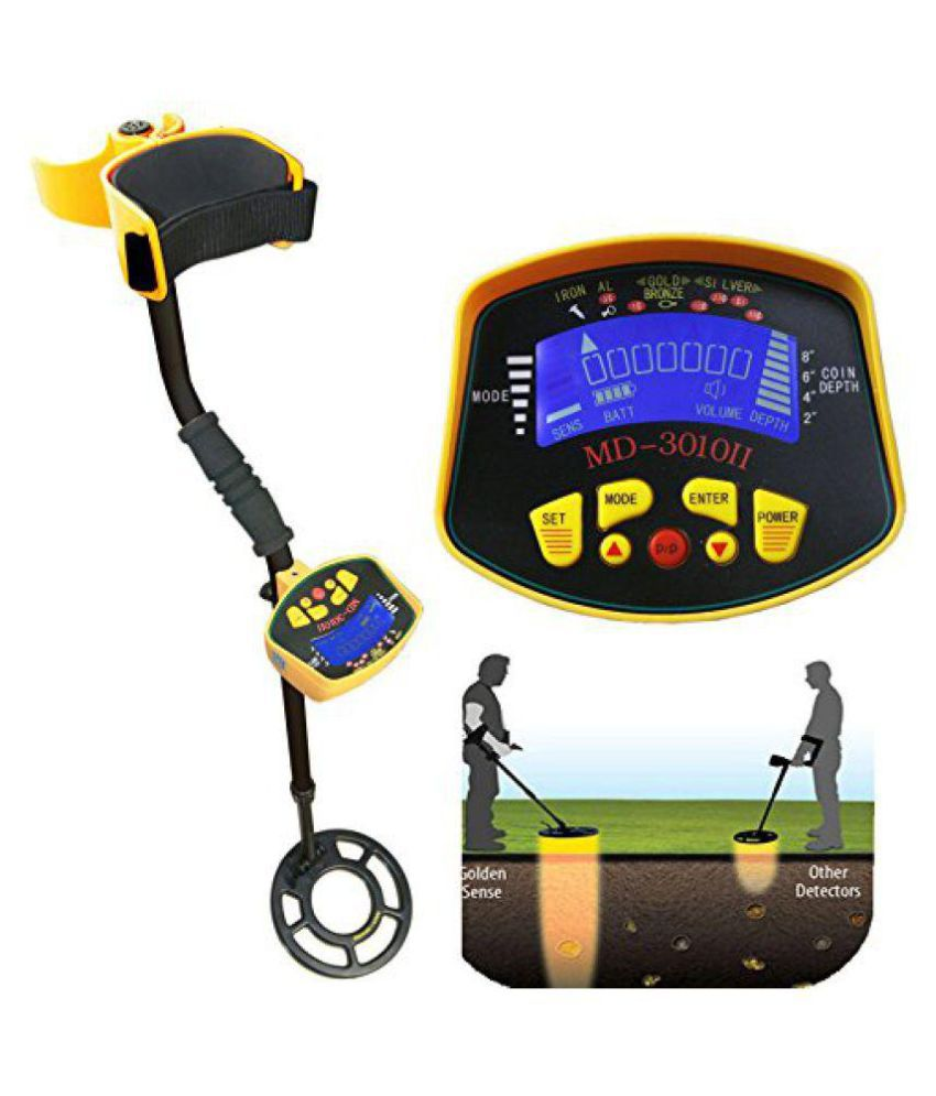 Metal Detector For Underground Gold Long Range Deep Search Buy And Silver