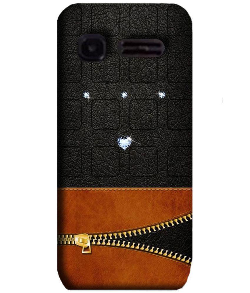 pretty nice 8843c 49cec LYF Jio Keypad Phone C45 Printed Cover By Treecase