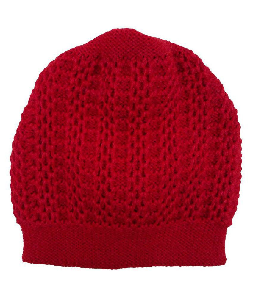 Women s Winter Woolen Cap  Buy Online at Low Price in India - Snapdeal 84bc3f5dc9