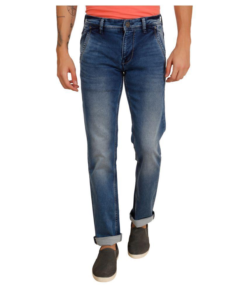 EASIES Blue Slim Jeans