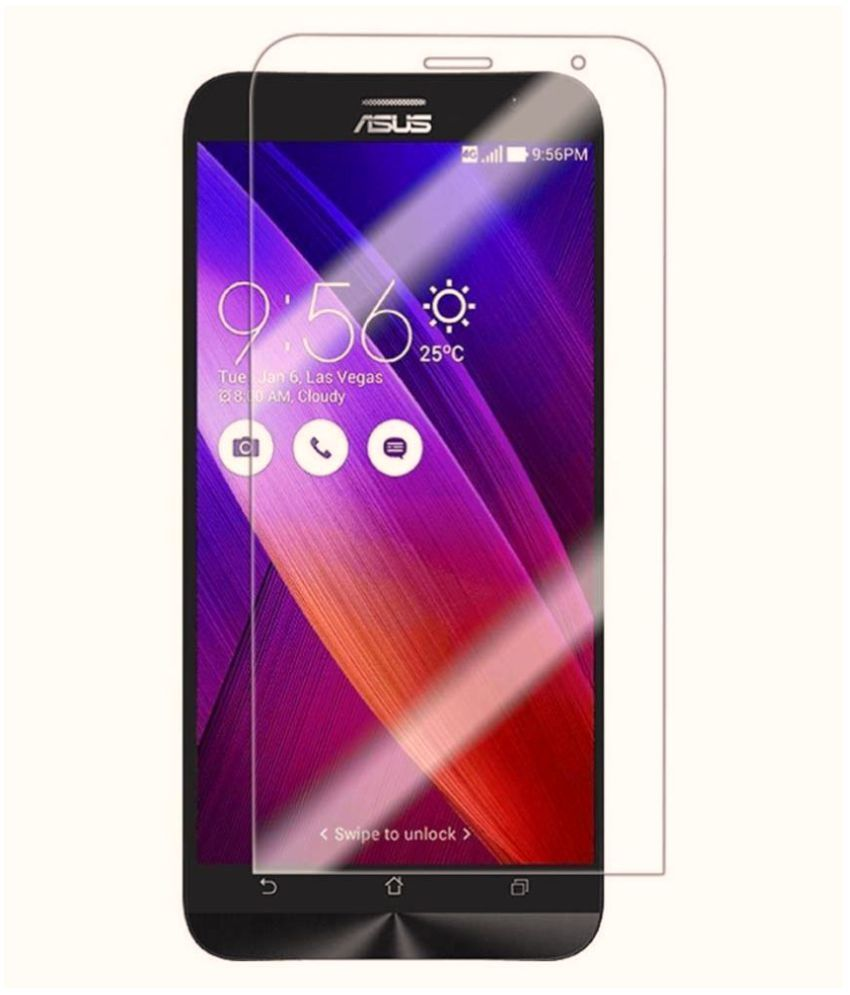Asus Zenfone Max Tempered Glass Screen Guard By Cell Tech