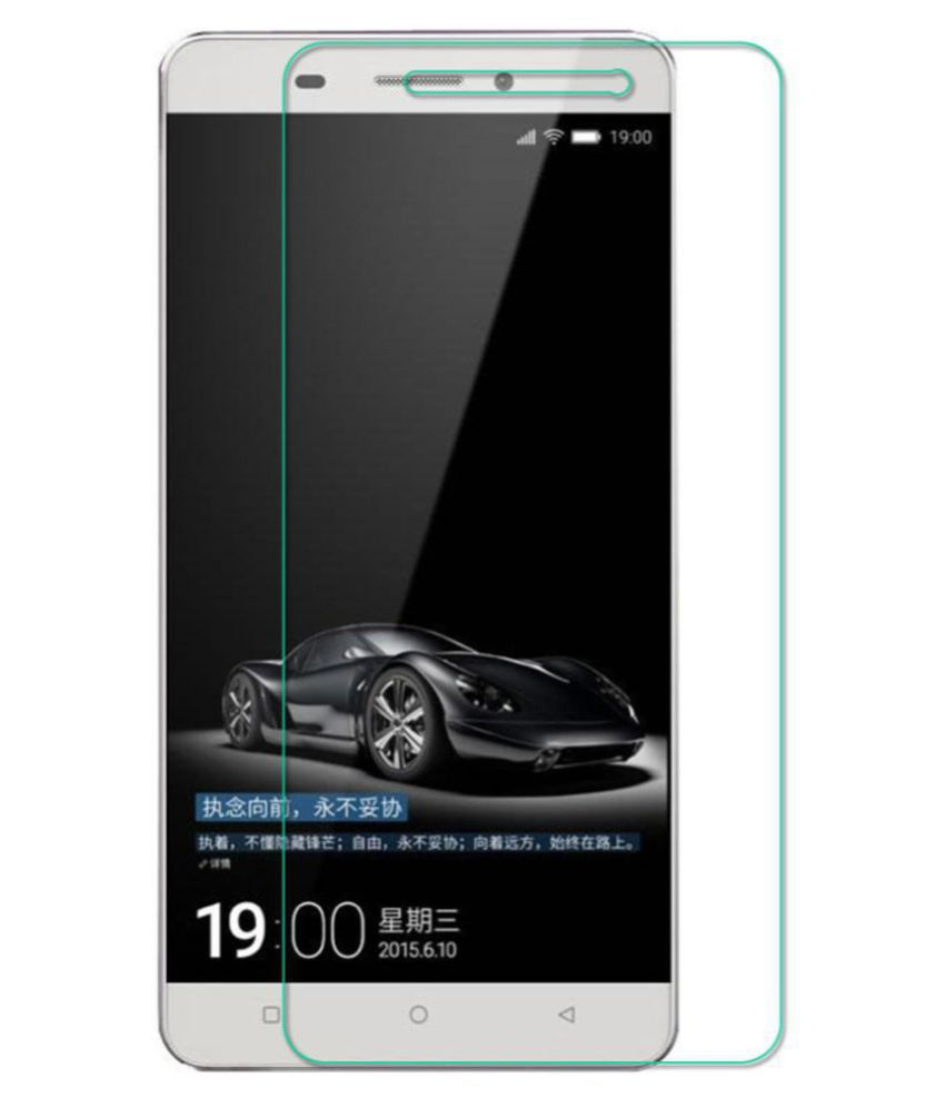 Gionee Marathon M5 Plus Tempered Glass Screen Guard By Cell Tech