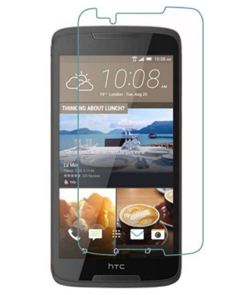 HTC Desire 826 Tempered Glass Screen Guard By Cell Tech