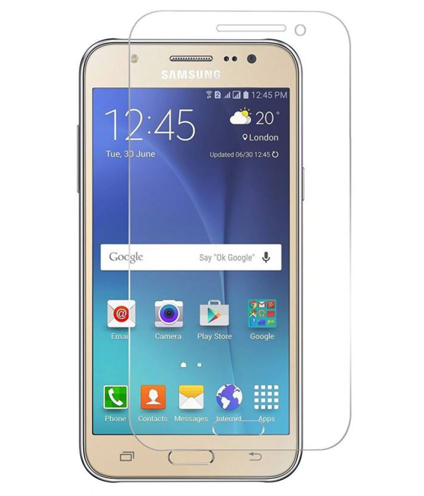 Samsung Galaxy J7 Tempered Glass Screen Guard By Cell Tech