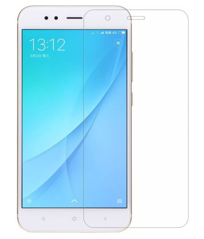 Xiaomi MI A1 Tempered Glass Screen Guard By Cell Tech