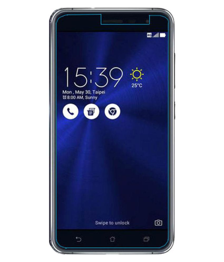 Asus Zenfone 3 Tempered Glass Screen Guard By Cell Tech