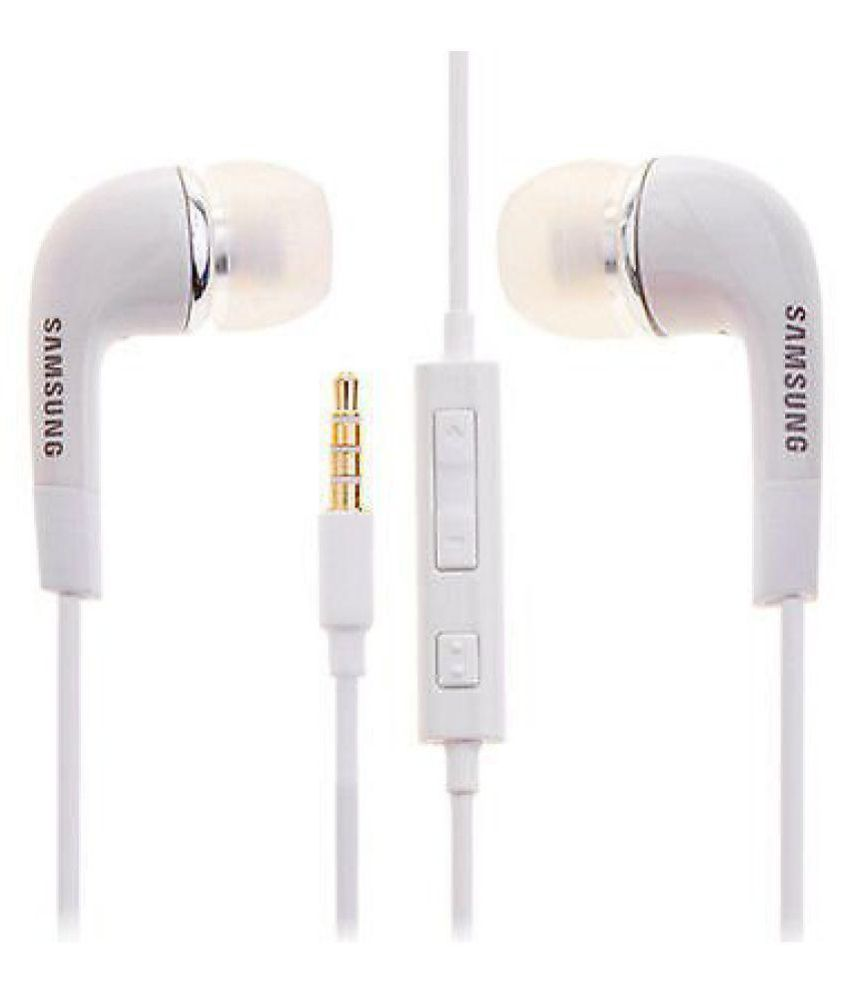 Samsung Galaxy J5 Pro (r) In Ear Wired Earphones With Mic