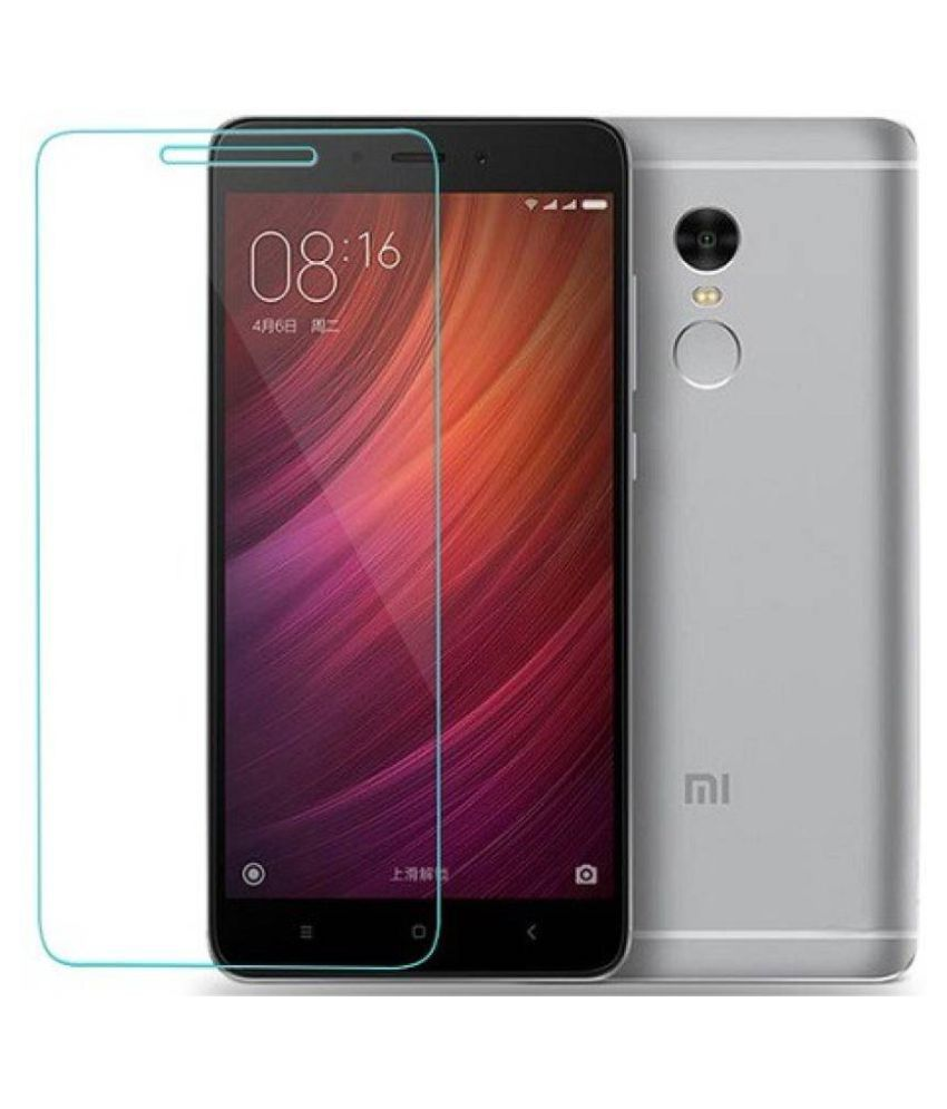 Xiaomi Redmi Note 4 Tempered Glass Screen Guard By Cell Tech