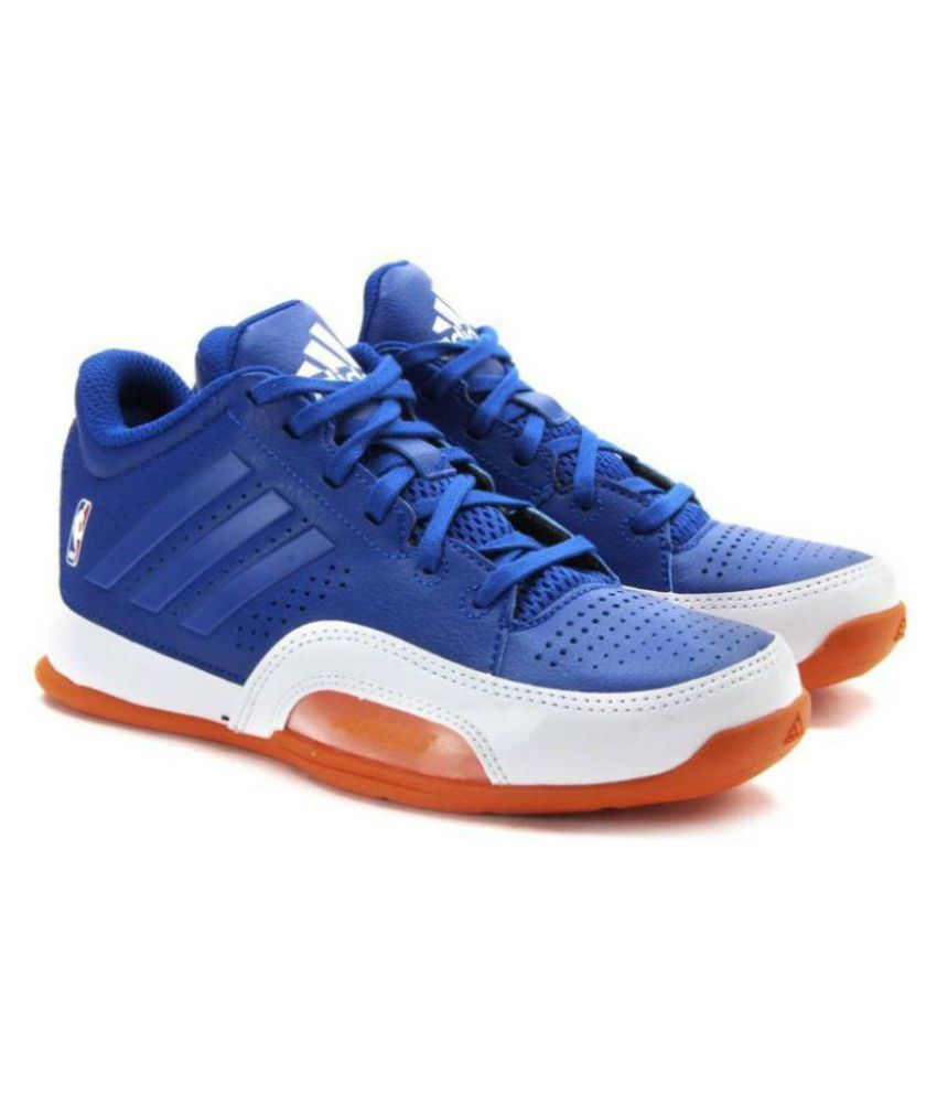 pretty nice d667e cba40 Adidas 3 SERIES 2015 NBA K Basketball Shoes Price in India- Buy Adidas 3  SERIES 2015 NBA K Basketball Shoes Online at Snapdeal