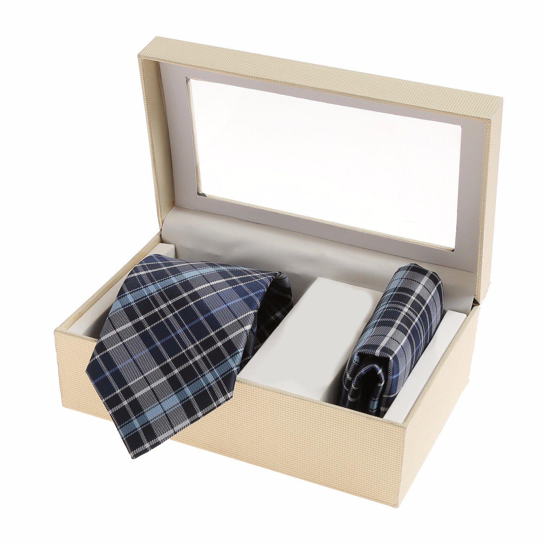 Sir Michele Multi Checks Silk Necktie