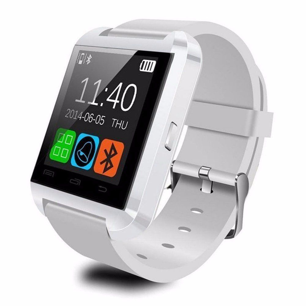 Sharav U8 Smartwatch suitable  for Galaxy J1 Ace Smart Watches