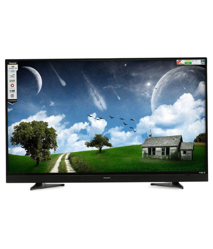 Panasonic TH-49ES480DX 124 cm ( 49 ) Smart Full HD (FHD) LED Television