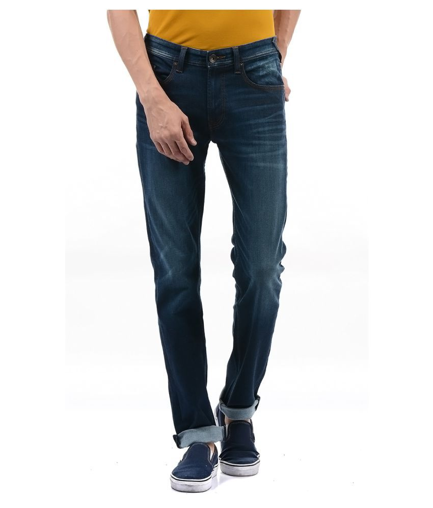 Pepe Jeans Blue Regular Fit Jeans