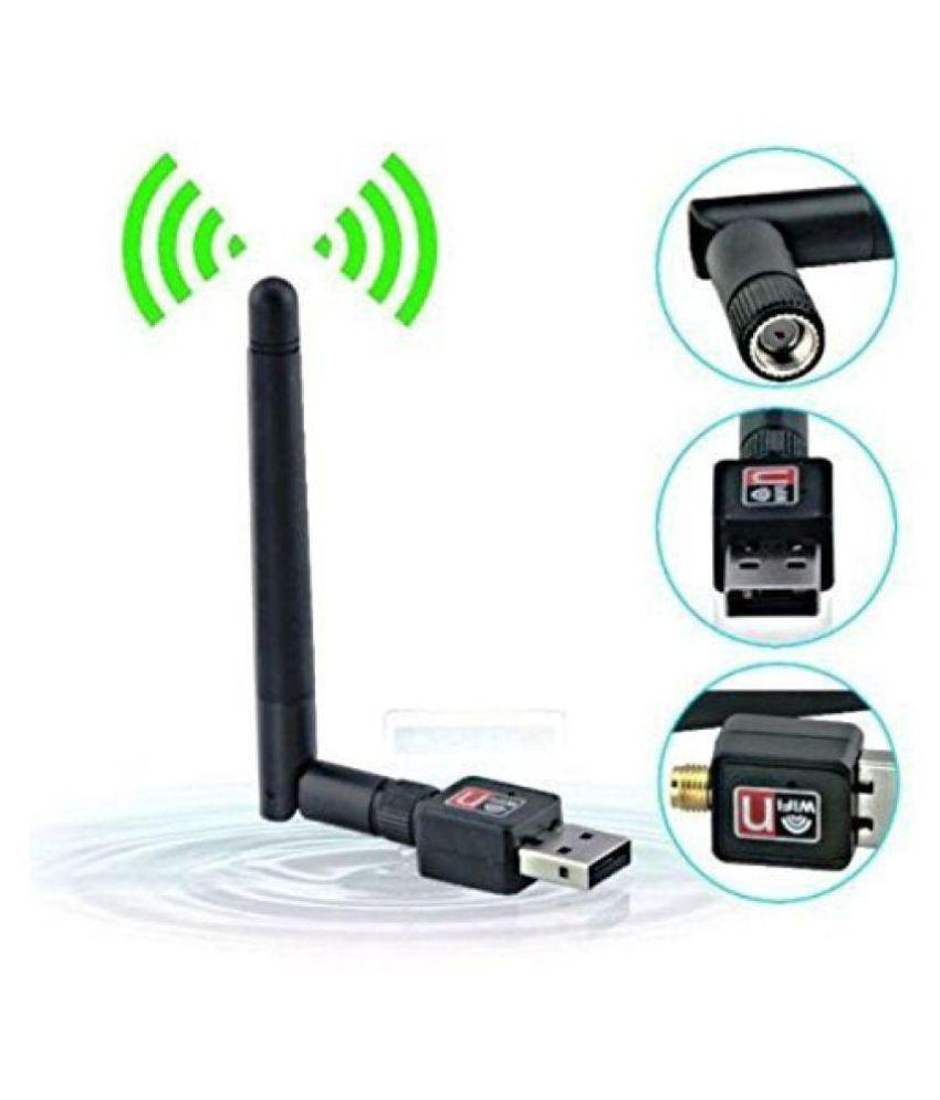 Fleejost Wifi 600mbps 300 4G Black