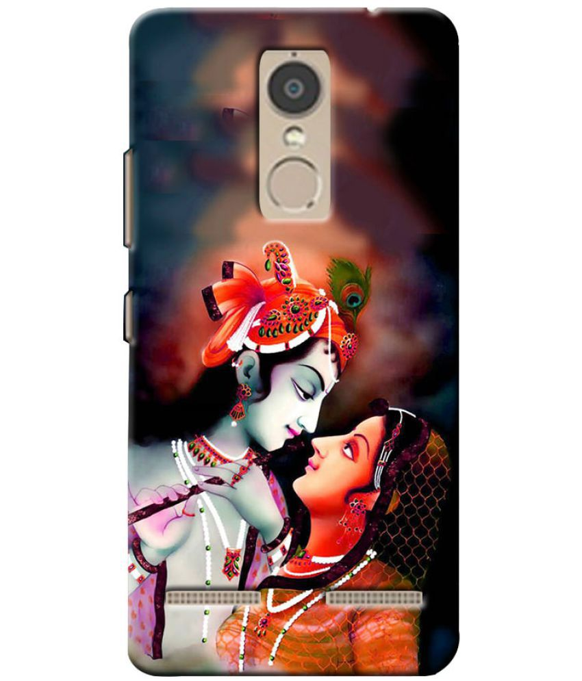 Lenovo K6 Power Printed Cover By Case King