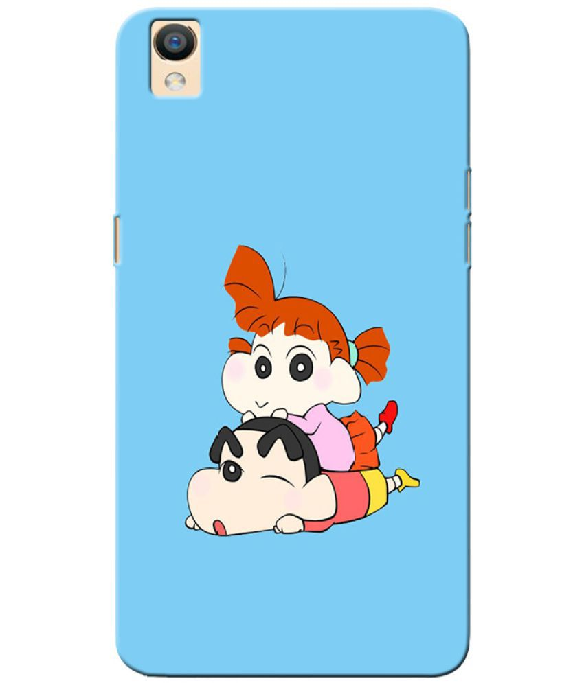Oppo F1 Plus Printed Cover By Case King