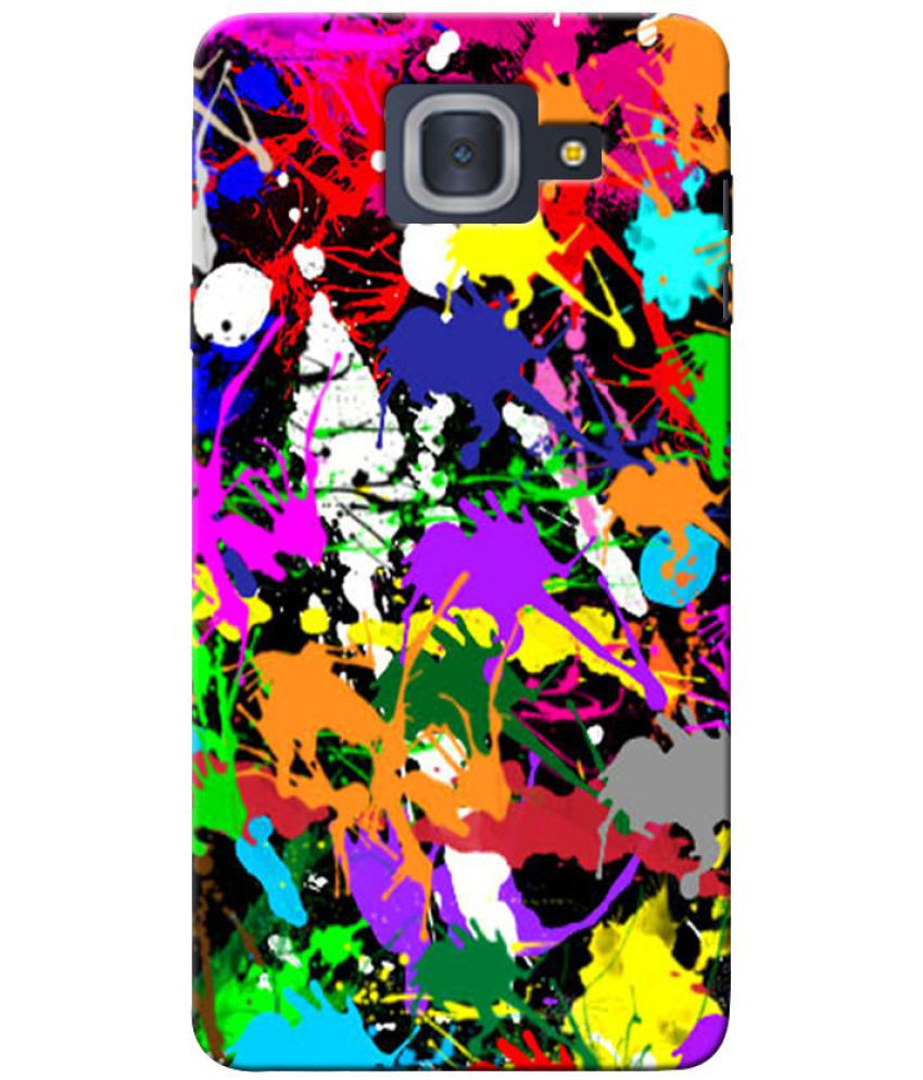 Samsung Galaxy J7 Max Printed Cover By Case King