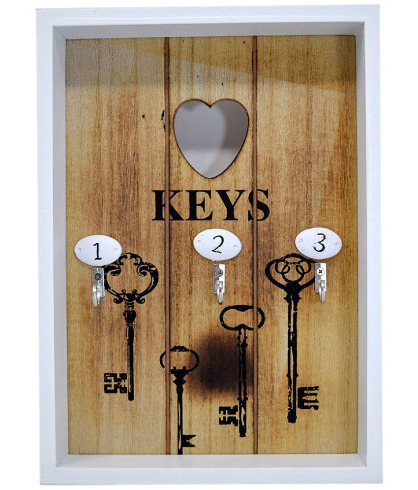 office key holder. Scrafts Fancy Key Holder/home Décor/office Décor-SCWP100BR Door Hanging Brown Office Holder K