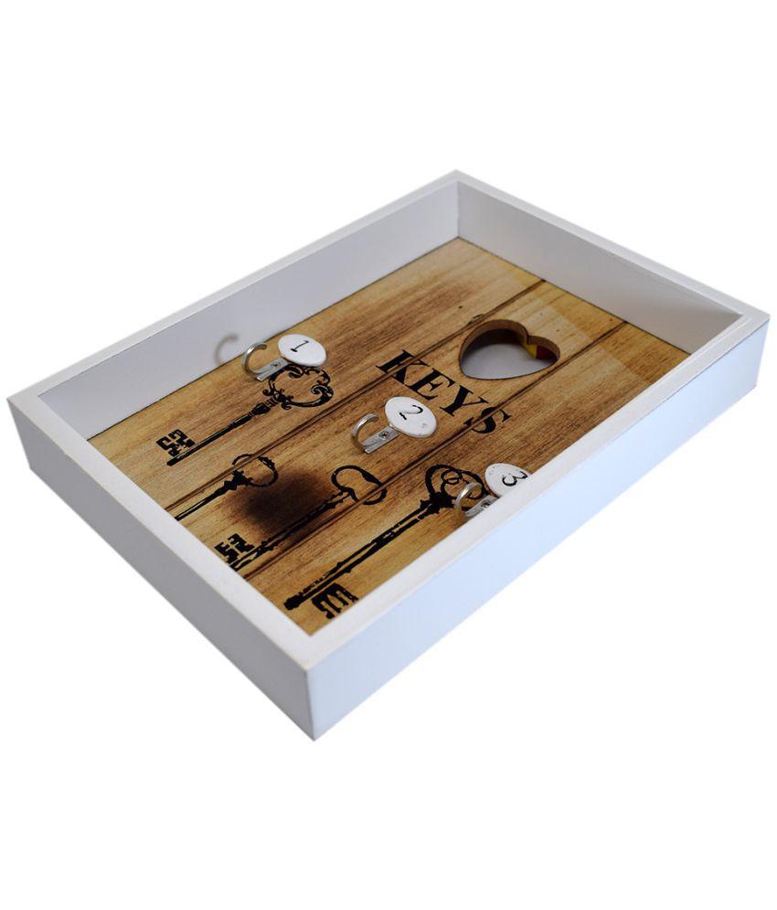 office key holder. Scrafts Fancy Key Holder/home Décor/office Décor-SCWP100BR Door Hanging Brown - Office Holder A