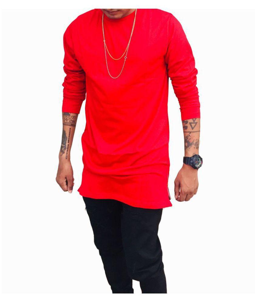 wink robo Red Full Sleeve T-Shirt