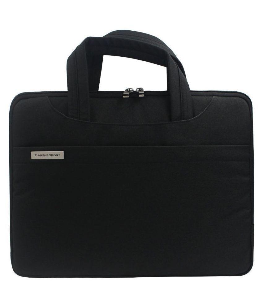 Vivir Black Laptop Cases