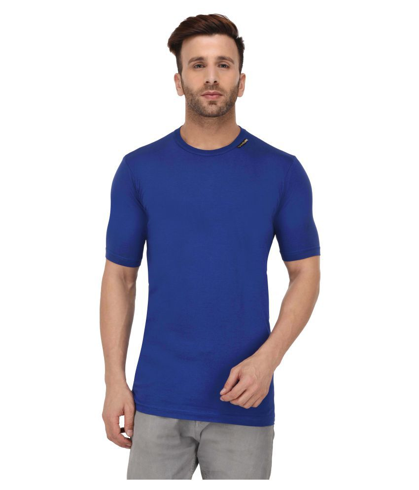 Grand Derby Blue Round T-Shirt Pack of 1