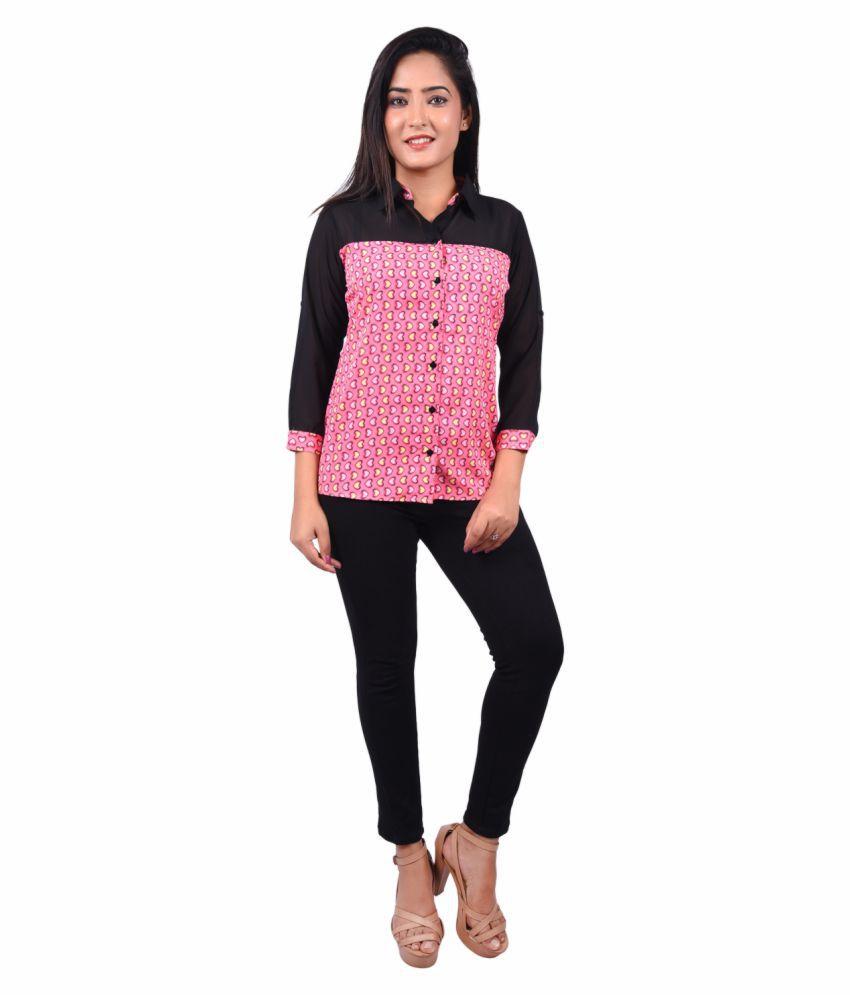 RIVI Polyester Shirt