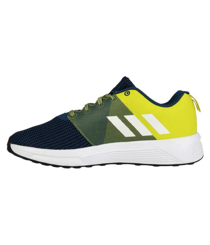 Adidas KYLEN M Blue Running Shoes - Buy