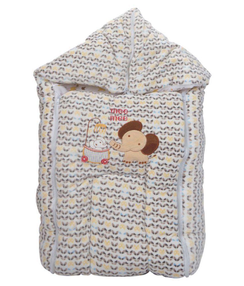 Mee Mee Multi-Colour Cotton Sleeping Bags ( 41 cm × 2 cm)