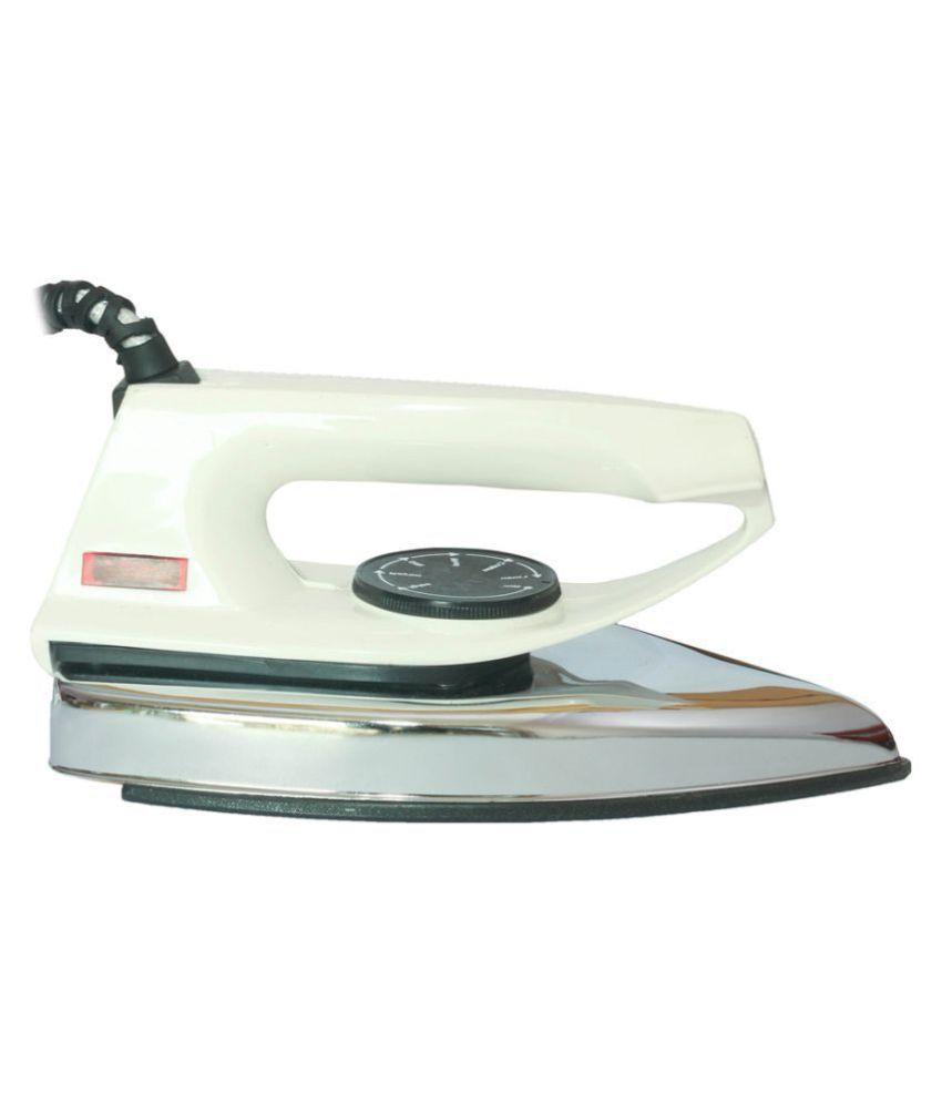 Bentag Gama 750W Light Weight Dry Iron White