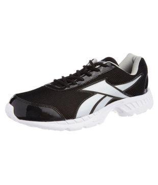 Reebok M44506 Black Running Shoes - Buy