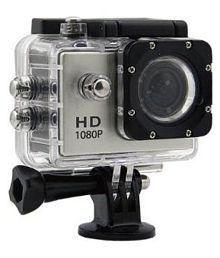 Blue Arrows MP Action Camera