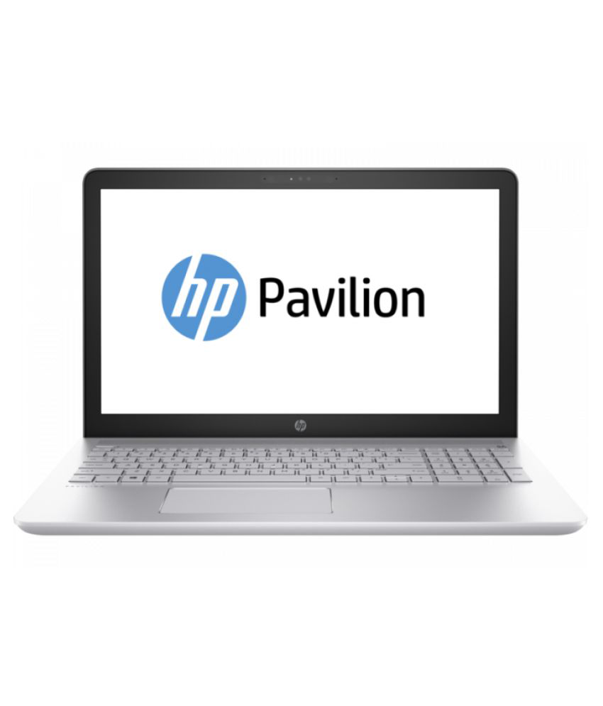 HP Pavilion 15-cc134tx Notebook Core i7 (8th Generation) 8 GB 39.62cm(15.6) Windows 10 Home without MS Office 4 GB Silver