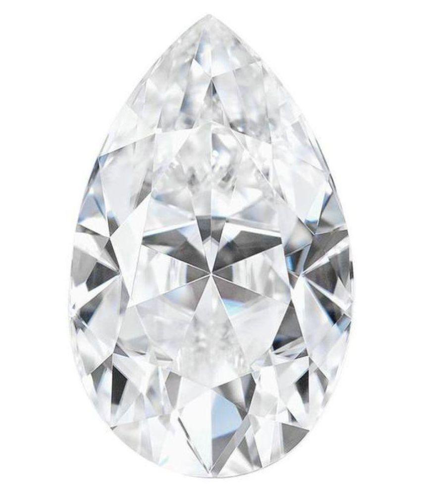 Charles & Colvard (USA) Pear 7 x 5mm Moissanite Diamond 0.77ct Equivalent Weight