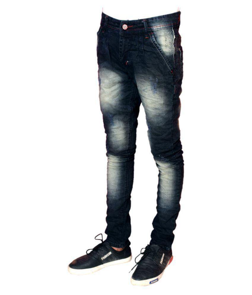 VOX Jeans Black Slim Jeans